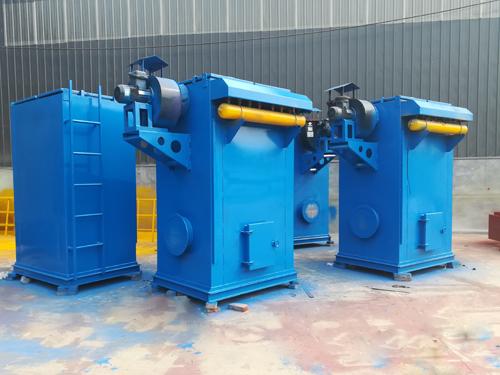 单机除尘器各部件结构特点